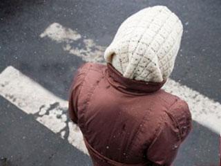 В Омске на проспекте Мира таксист насмерть сбил пенсионерку