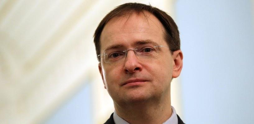 В Омск снова должен приехать министр культуры России Владимир Мединский
