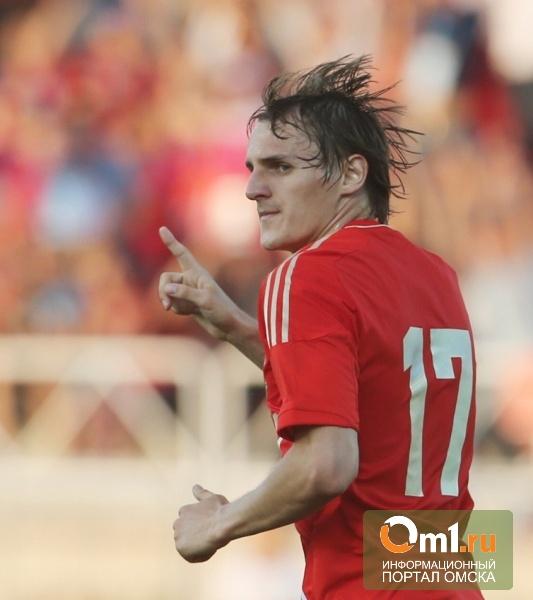 Футболист из Омска Дядюн признан лучшим на Универсиаде в Казани