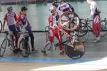 Репортаж: как омские велогонщики начали откатывать всероссийские соревнования «Индея-спринт»