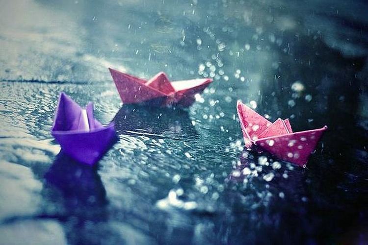 Омичей всю неделю ждут грозы и проливные дожди