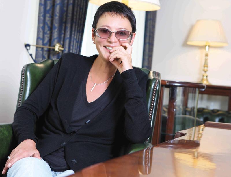 Ирина Хакамада: В Омске живут люди менее эмоциональные, зато более думающие