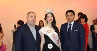 В Омске в конкурсе «Мисс Азия» победила Айза Базгиева