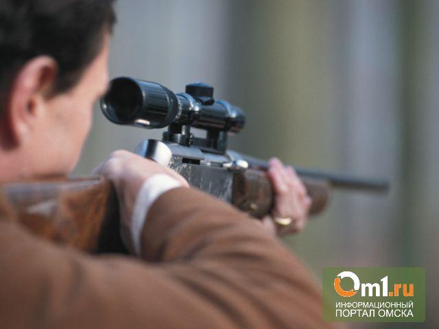 В Омске из ружья «Сайга» вновь расстреляли мужчин