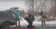 Омский пранкер, снявший клип про «парк которого нет», сымитировал свое задержание ОМОНом (ВИДЕО)
