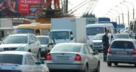 Омичи попали в пробку на Интернациональной из-за перекрытой улицы Ленина
