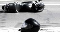 В Омске в столкновении с автомобилем погиб еще один мотоциклист