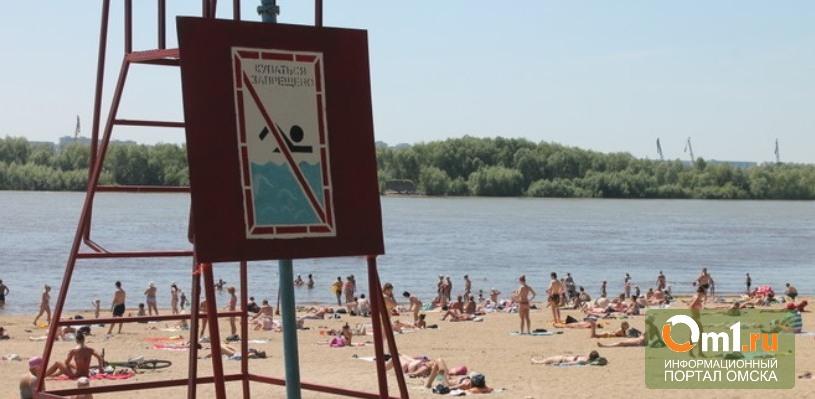Еще один пляж предлагают организовать в Омске