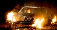 В Омске под Mercedes владельца маршруток подложили гранату