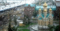 В Омске началась неделя дождей и гроз