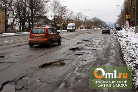 В Омской области сократят расходы дорожной отрасли