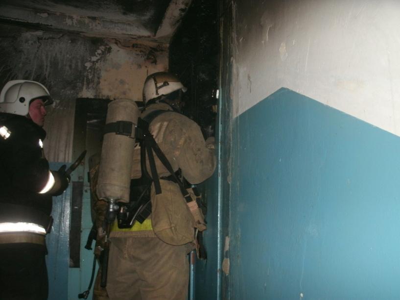 Из дома в центре Омска эвакуировали 16 человек