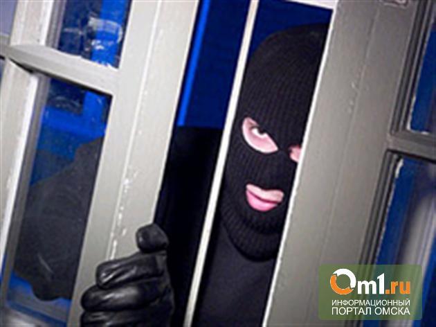 В Омске разыскивают свидетелей дерзкого ограбления