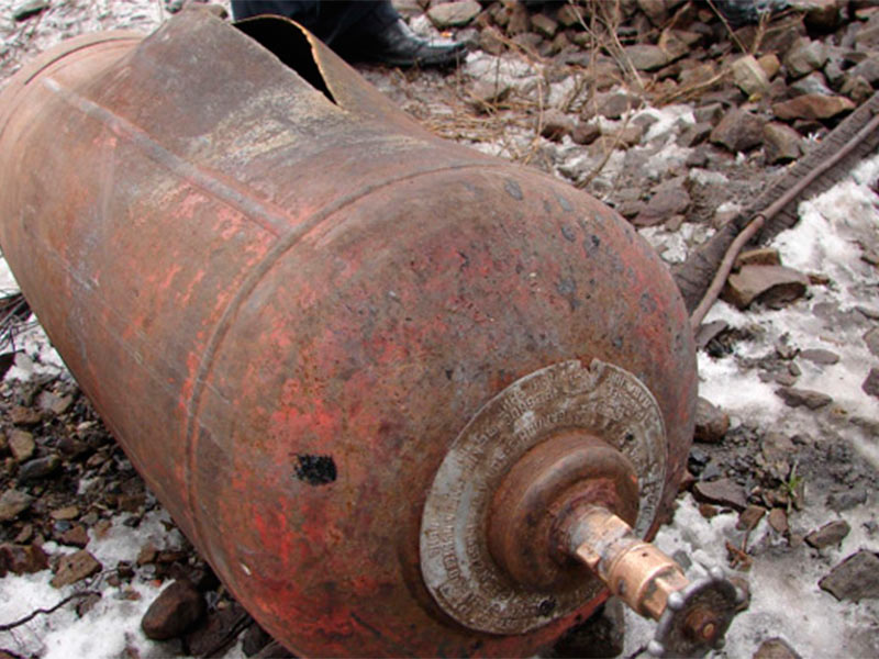 В Омске будут судить мужчину, по вине которого взорвалась его семья