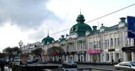 Фасады зданий на улице Ленина будут по-европейски разноцветными