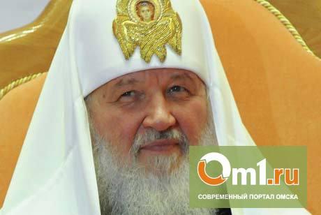 Назаров пригласил в Омск Патриарха Кирилла: тот согласился