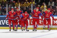 Россия разгромила Швейцарию на молодежном чемпионате мира по хоккею