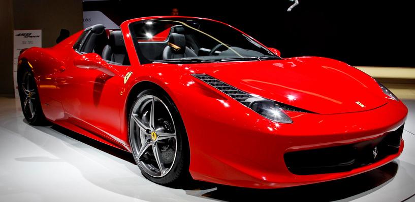 Куляш продает в Омске Ferrari за 13,5 млн рублей