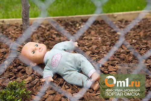 В Омской области мать выкинула из поезда новорожденного ребенка