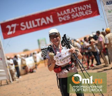На SIM в Омске выйдет британская бегунья-вегетарианка Фиона Оукс