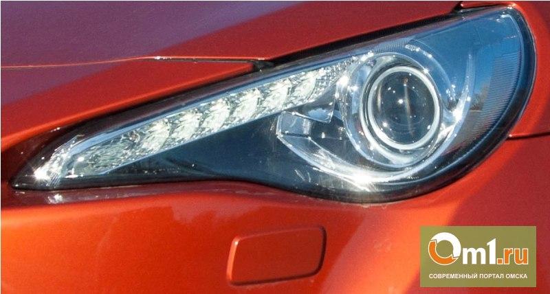 Toyota GT86. Испытываем возрожденный «Хачироку» омскими дорогами