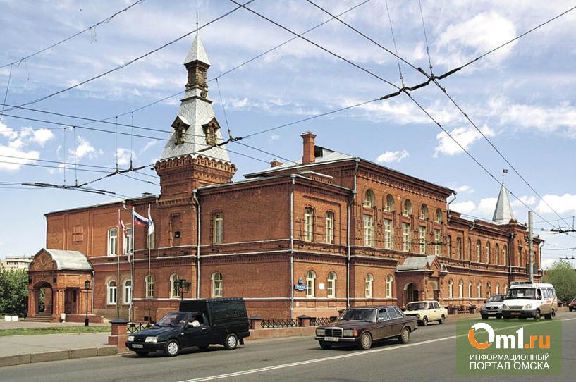 Депутаты оценили отчет мэра Омска перед Горсоветом