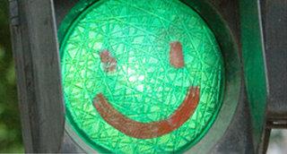 На омских дорогах уже с 1 октября может появиться «Зелёная волна»