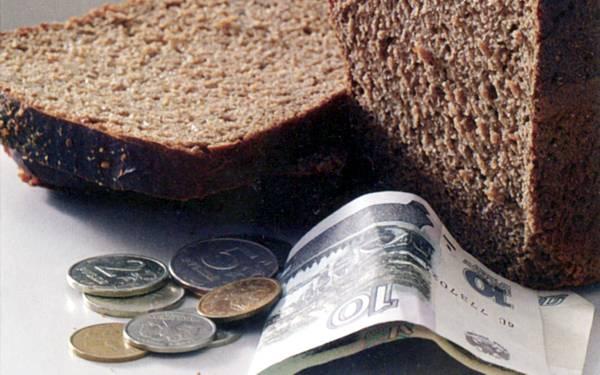В Омской области цена на хлеб не изменится до февраля 2015 года