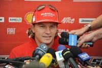 Первый этап Формулы-1 выиграл Кими Райкконен