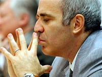 Каспаров покинул руководство «Солидарности»