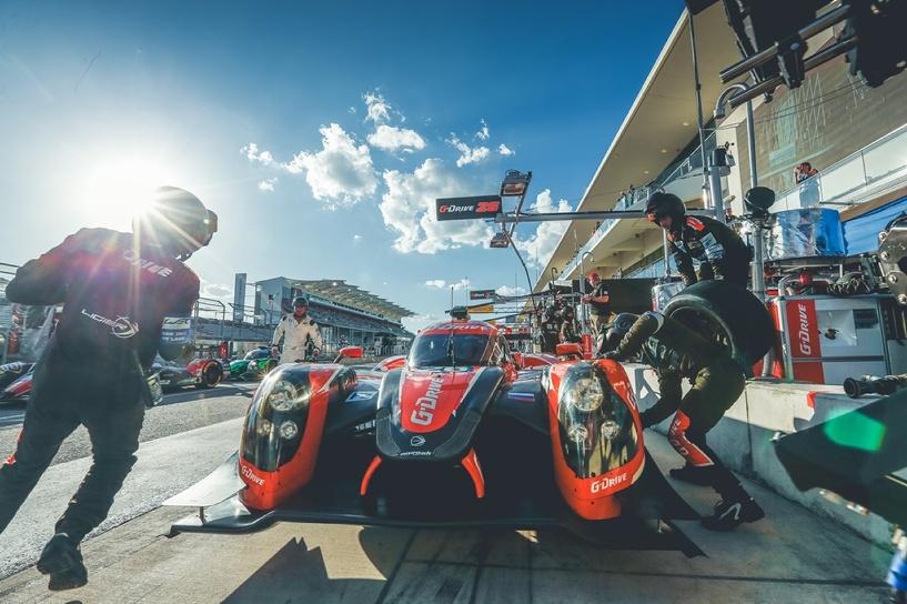 Победа в Техасе стала десятой для команды G-DriveRacing