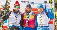 Вторая медаль в Америке: биатлонист Антон Шипулин завоевал бронзу в пасьюте на Кубке мира