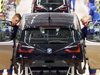BMW запустила производство первого серийного электрокара