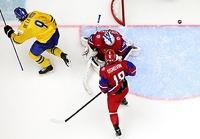 Российская молодежка проиграла шведам на чемпионате мира по хоккею