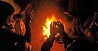 В селе под Омском местные жители украли почти две тонны угля