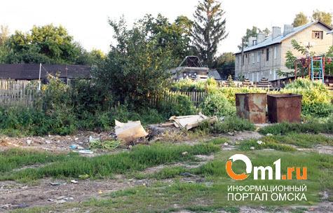 Глава омского села платил штрафы за мусор на улицах деньгами из казны