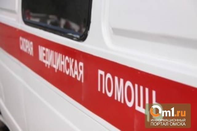 В Омске в аварии пострадал 4-летний мальчик