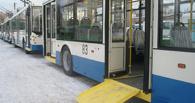 В Омске появятся 10 новых низкопольных троллейбусов