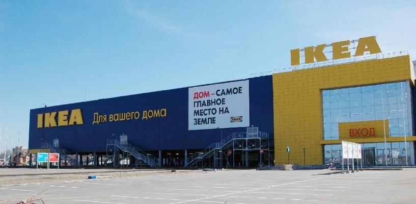 «Омскводоканал» заставил поставить счетчики в магазине IKEA