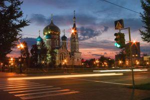 Омск в «золотых» середнячках