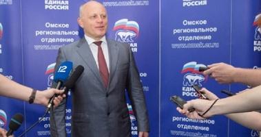 Американское СМИ вынесло в заголовок цитату омского губернатора Назарова