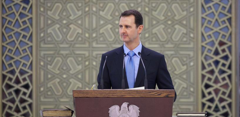 Башар Асад заявил о готовности провести выборы в Сирии и пригласил РФ восстановить страну