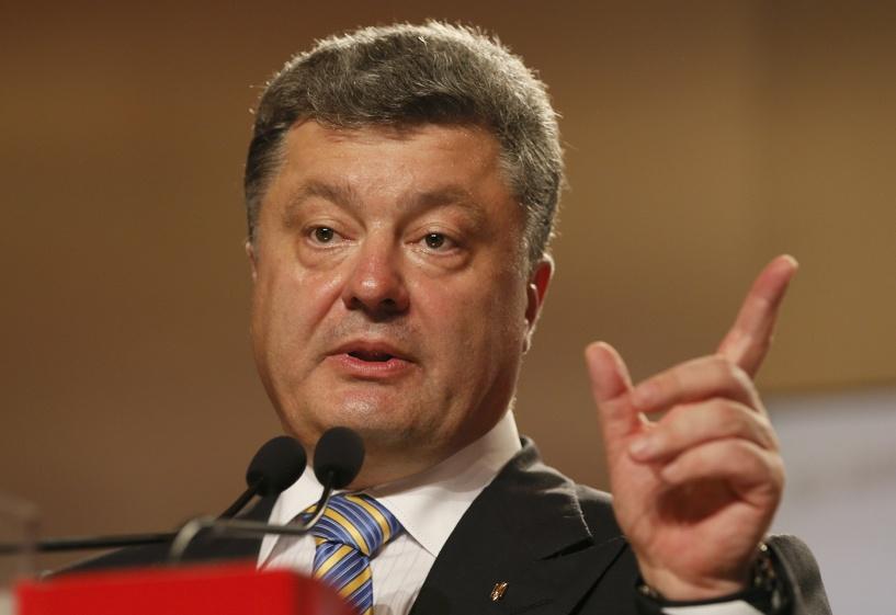 Петр Порошенко: «Военная угроза с востока — перспектива на десятилетия вперед»