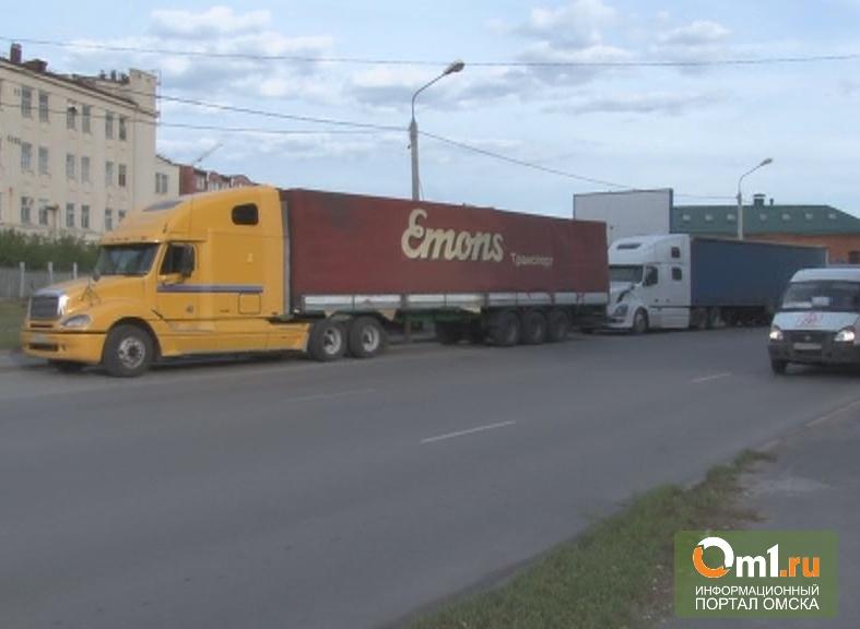 В Омске задержали несколько фур с 146 000 литров фальшивой водки