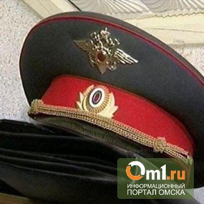 В Омске на полицейского завели уголовное дело