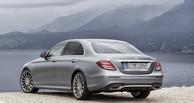 «Самый умный»: Mercedes представили новый E-Class