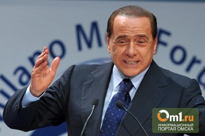 Сильвио Берлускони поработает в доме престарелых
