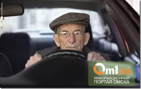 В Омске у «Фестиваля» 72-летний профессор вуза на Kia сбил девушку