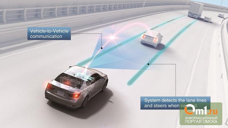 Toyota объявила о выходе систем безопасности нового поколения