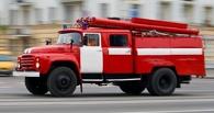 В Омской области из-за непотушенной сигареты в пожаре погибли три человека
